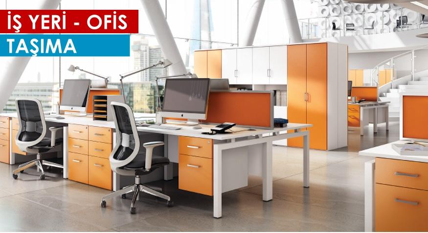 Ofis İş Yeri ve Mağaza Taşıma
